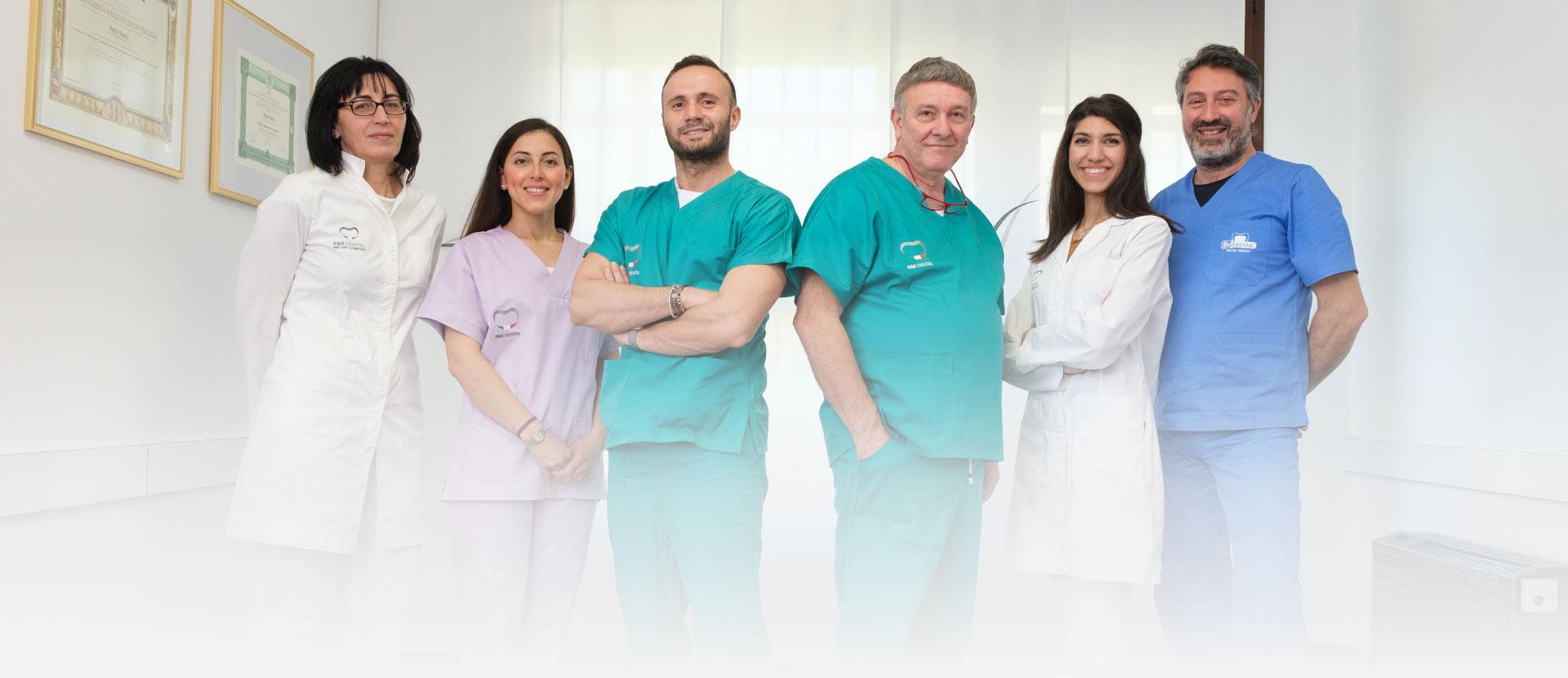 Il team homepage Studio Dentistico Banzi Dentista a Pieve di Cento   Studio Dentistico a Pieve di Cento   Studio Dentistico Banzi