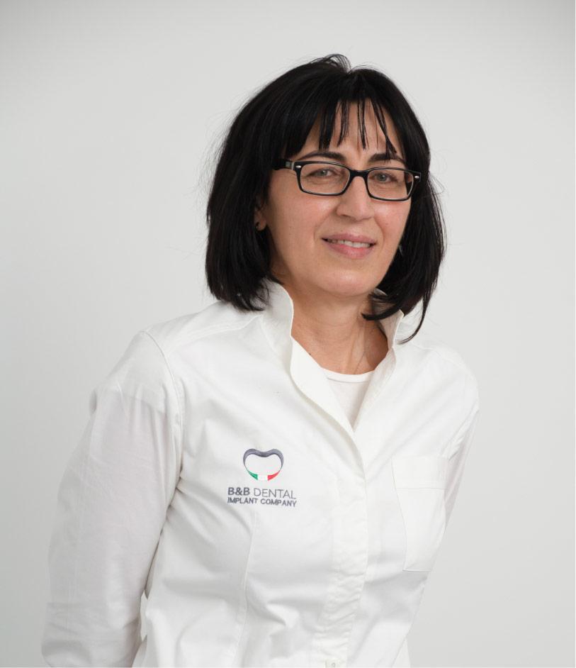 Assistente Lina Mormile   Studio Dentistico Banzi a Pieve di Cento (BO)