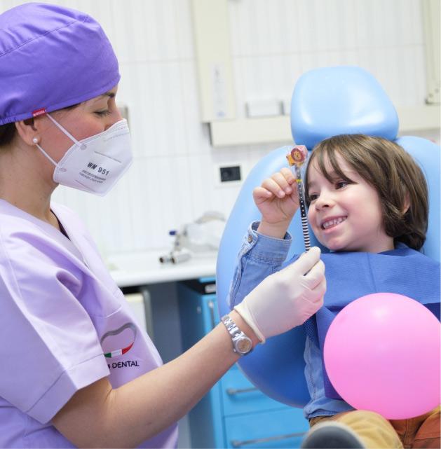Pedodonzia | Servizi | Studio Dentistico Banzi a Pieve di Cento (BO)